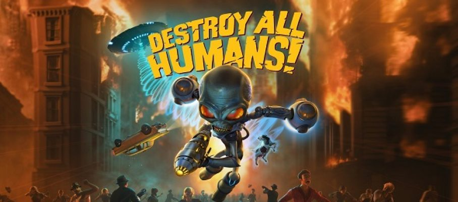 (Test FG) Destroy All Humans! #1