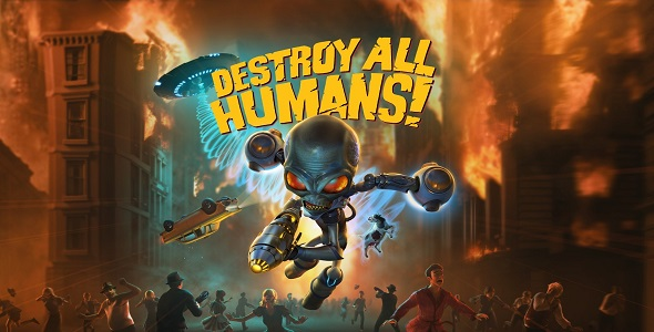 (Test FG) Destroy All Humans! #1