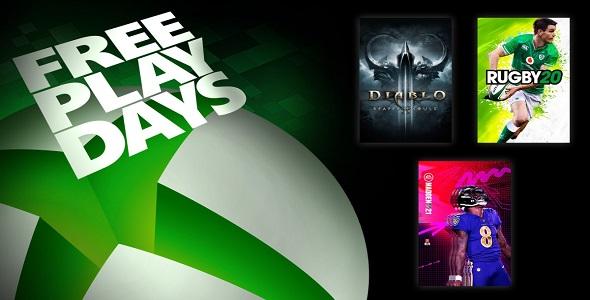Xbox One - FreePlayDays -11-13 septembre