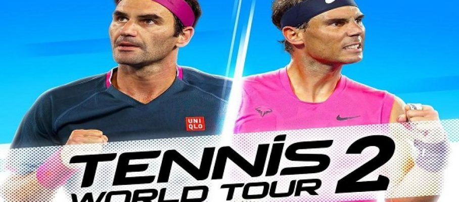 (Test FG) Tennis World Tour 2 #1