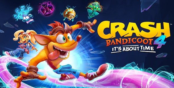 Crash Bandicoot 4 - It's About Time #1