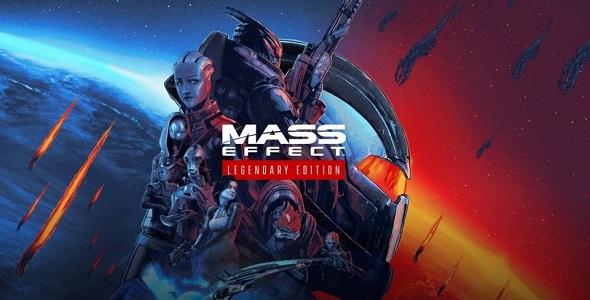 Mass Effect -Legendary Edition