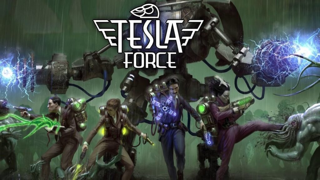 tesla-force banner