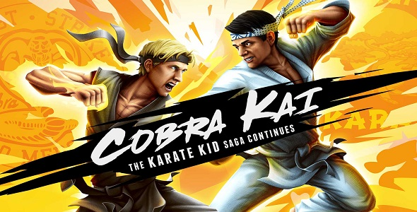 Cobra Kai - The Karate Kid Saga Continues