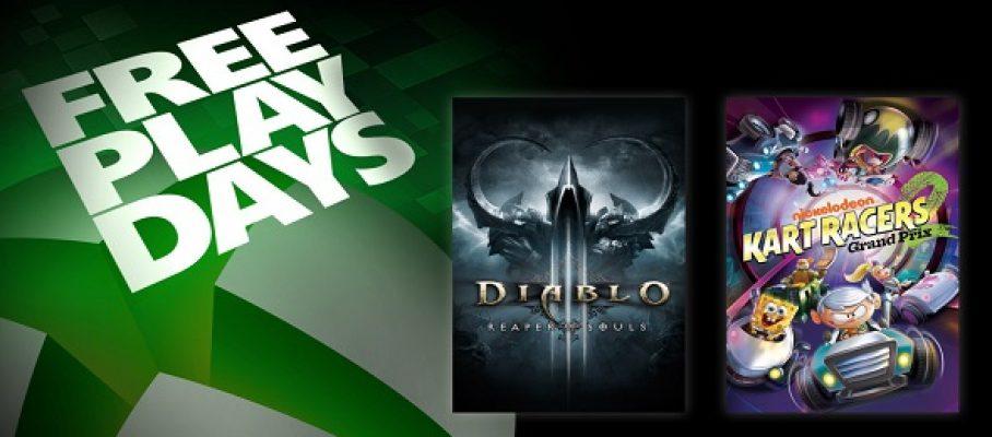 Free Play Days - 25 au 28 février