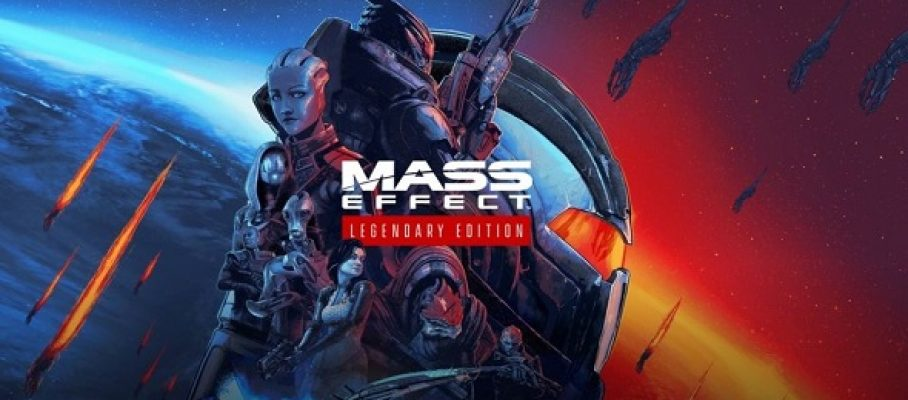 Mass Effect -Legendary Edition