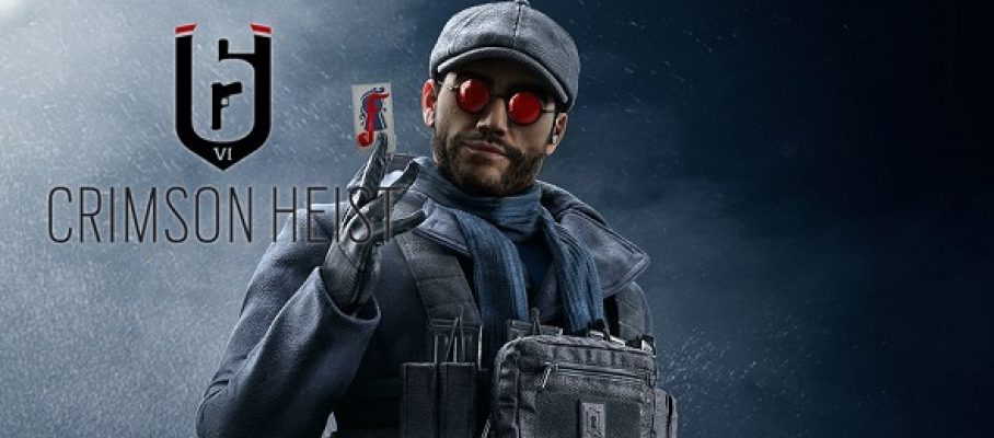 Tom Clancy's Rainbow Six - Siege - Crimson Heist