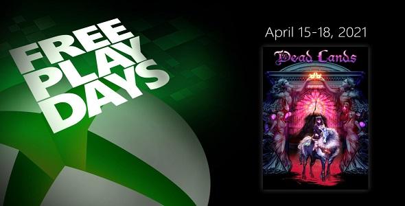 Free Play Days (15 au 18 avril 2021)