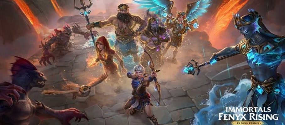 Immortals Fenyx Rising - Les Dieux Perdus
