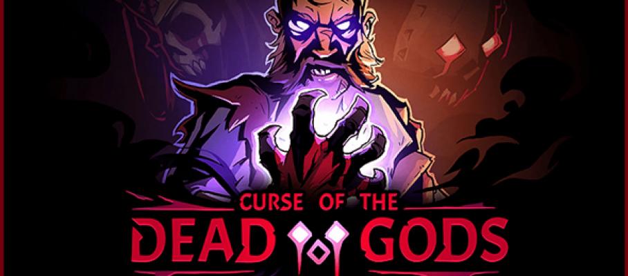 (Test FG) Curse Of The Dead Gods #1