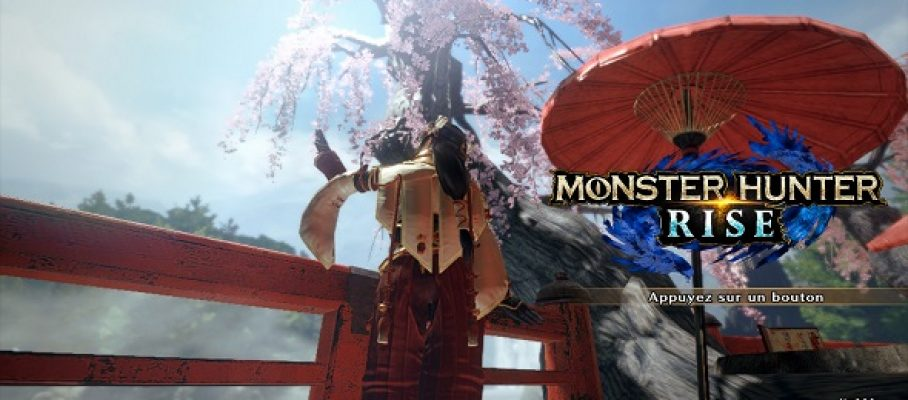 (Test FG) Monster Hunter – Rise #1