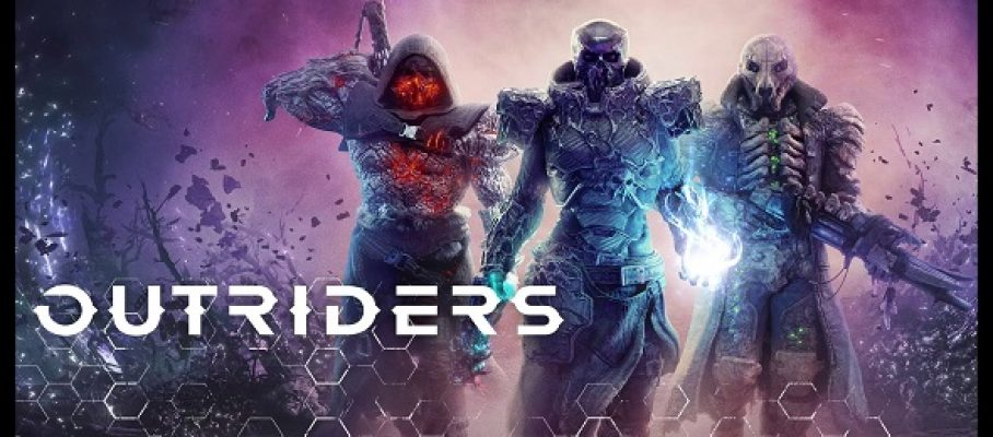 (Test FG) Outriders #1