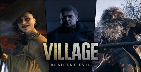 ExploraJeux #15 - Resident Evil VIIIage (démo-XSX)