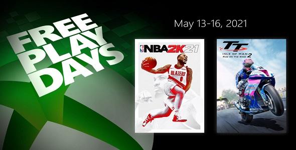 Free Play Days (13 au 16 mai 2021)