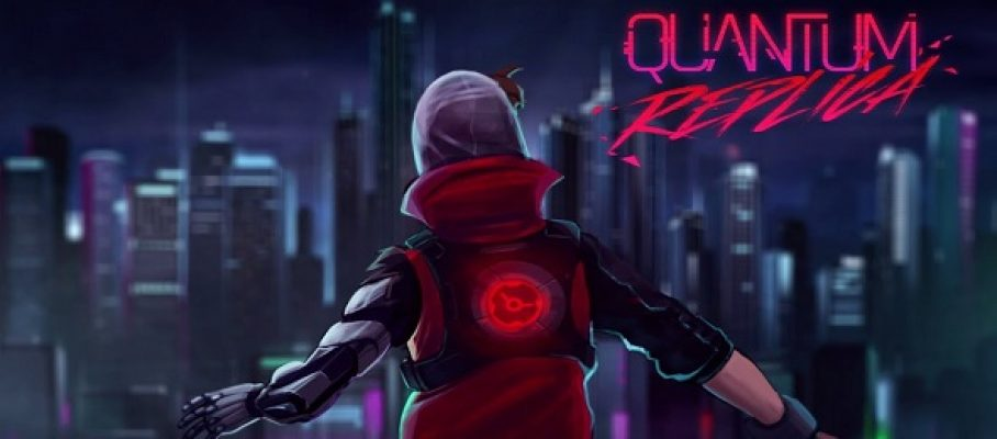 (Test FG) Quantum Replica #1