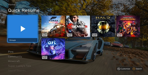 Xbox - MAJ mai 2021