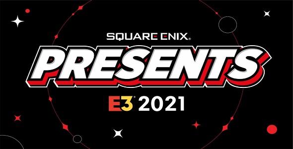 E3 2021 - Square Enix