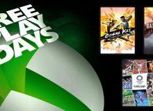 Free Play Days (22 au 25 juillet 2021)