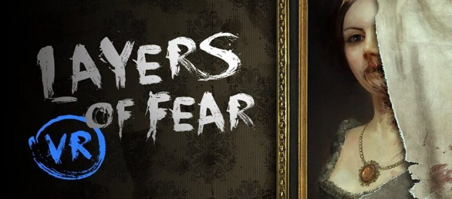 (Test FG) Layers Of Fear VR #1
