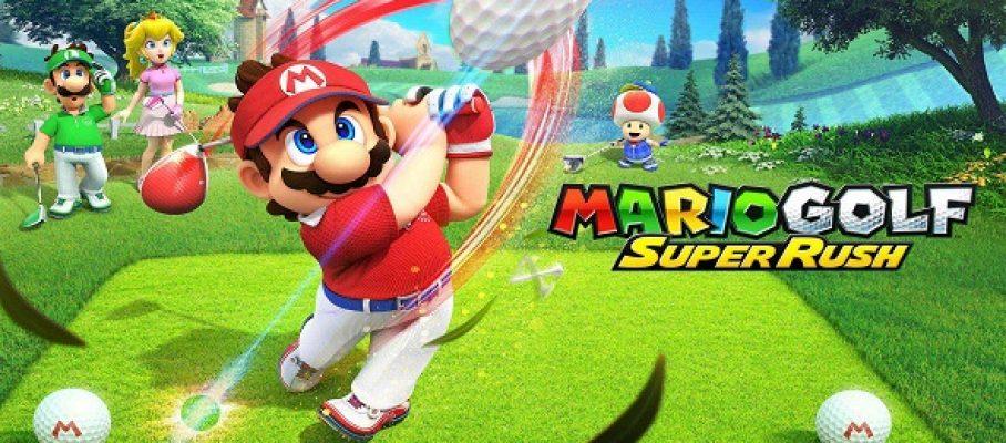 (Test FG) Mario Golf - Super Rush #1