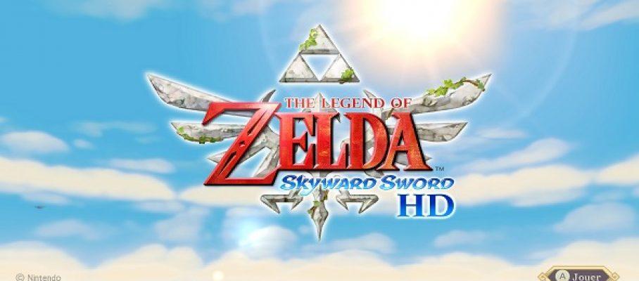 (Test FG) The Legend Of Zelda - Skyward Sword HD #1