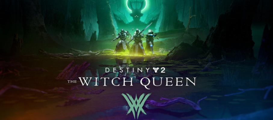 Destiny 2 - La Reine Sorcière