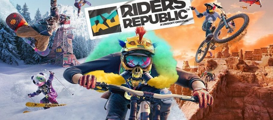 ExploraJeux #33 – Riders Republic - beta (XSX)