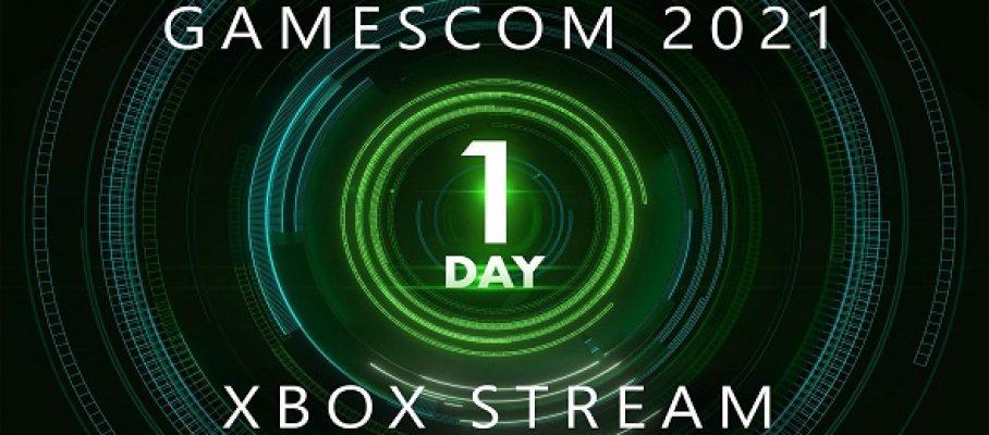 GamesCom 2021 - Xbox Stream