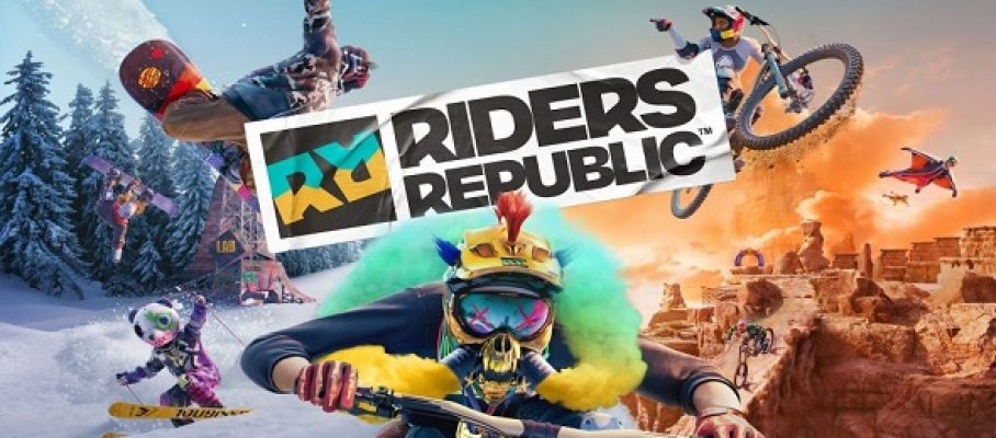 (Test FG) Riders Republic (beta) #1