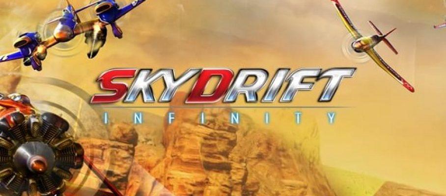 (Test FG) Skydrift Infinity #1